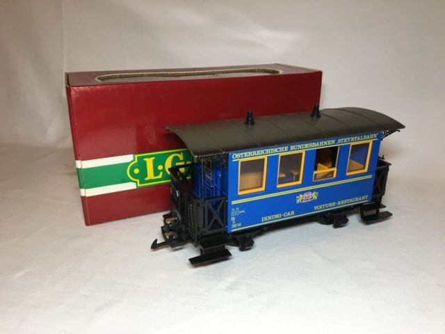 LGBレーマン 鉄道模型