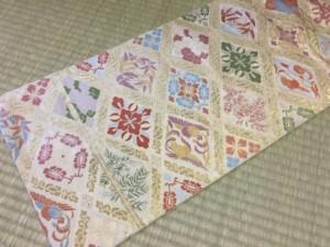川島織物袋帯